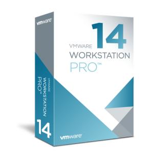VMware Workstation Pro v14.1.0-7370693 64 Bit - ENG