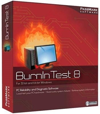 PassMark BurnInTest Pro 8.1 Build 1025 - ENG
