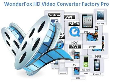 WonderFox HD Video Converter Factory Pro 14.1 - ENG