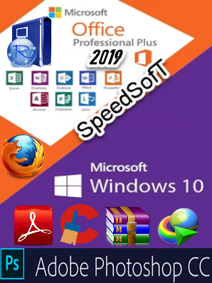 Microsoft Windows 10 Pro v1809 & Adobe PS   Office 2019 & More - Novembre 2018 - Ita