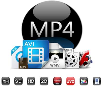 AnyMP4 MP4 Converter 7.2.28 - ENG