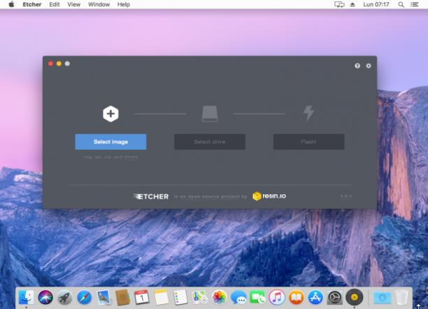 [MAC] balenaEtcher 1.5.71 macOS - ENG