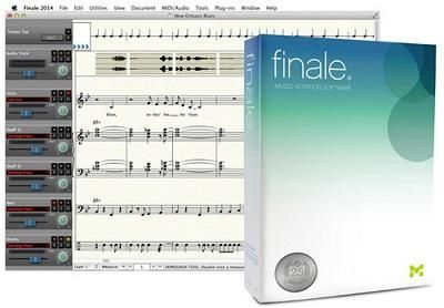 MakeMusic Finale 25.5.0.290 x64 - ENG