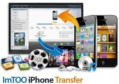 ImTOO iPhone Transfer Platinum 5.7.28 Build 20190328 - ITA