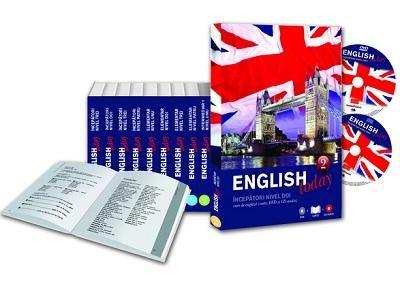English Today - Videocorso Multimediale 26 Volumi (dvd cd book) - ITA