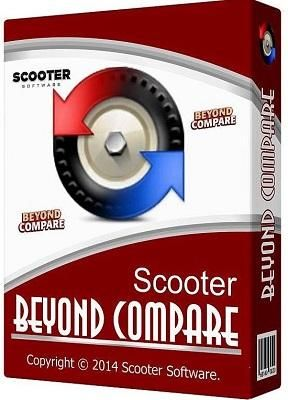Scooter Beyond Compare 4.3.3 Build 24545 - ENG