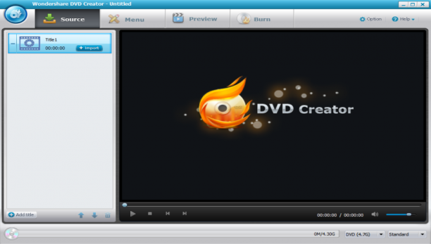 [PORTABLE] Wondershare DVD Creator v4.5.0.3   DVD Templates Portable - ENG