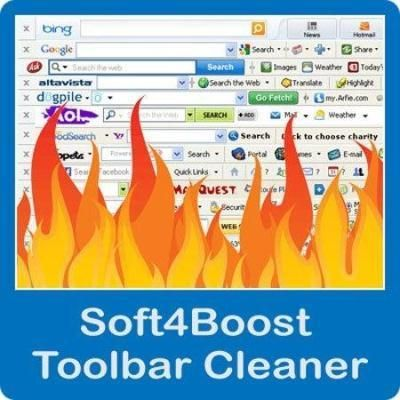 Soft4Boost Toolbar Cleaner 5.2.9.665 - ITA