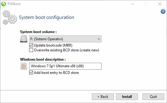 Microsoft Windows 7 SP1 Ultimate LIVE 32 Bit - Giugno 2019 - ITA