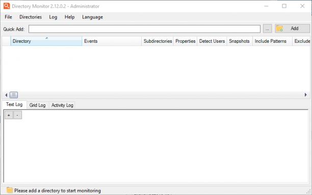Directory Monitor Pro 2.13.4.0 - ENG