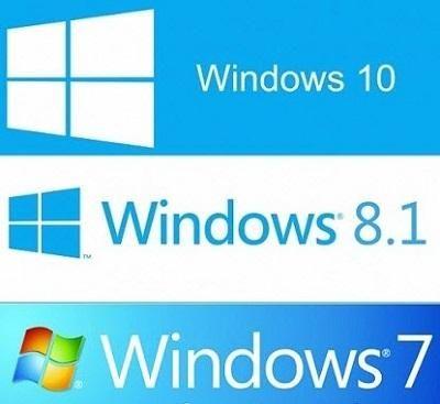 Microsoft Windows 7 Pro / 8.1 Pro / 10 Pro AIO - Agosto 2017 - ITA
