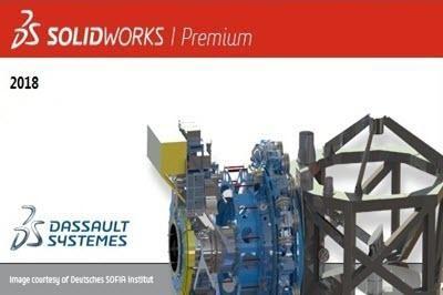 SolidWorks 2018 SP0.1 Full Premium 64 Bit - ITA