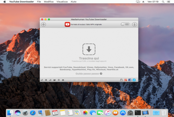 [MAC] MediaHuman YouTube Downloader 3.9.8.10 (2302) MacOSX - ITA