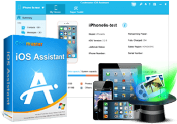 Coolmuster iOS Assistant 2.0.134 - ENG