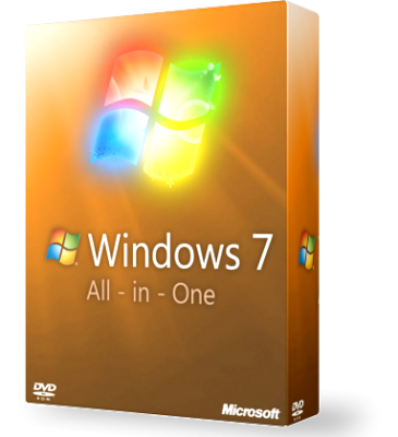 Microsoft Windows 7 Sp1 All-In-One 9 in 1 - Gennaio 2019 - ITA