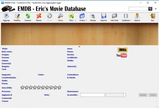 EMDB Eric's Movie Database 3.49 - ITA