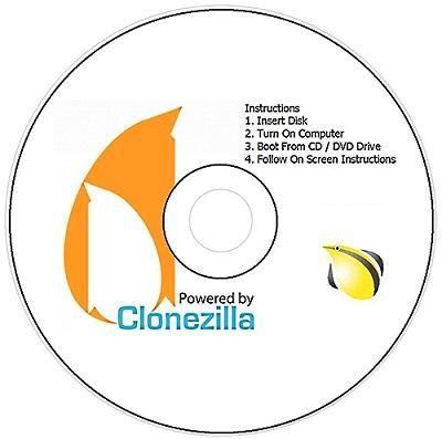CloneZilla LiveCD 2.6.1-21 Testing (x86/x64) - MULTI ITA
