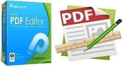 iSkysoft PDF Editor Professional 6.3.5.2806   OCR  - ITA
