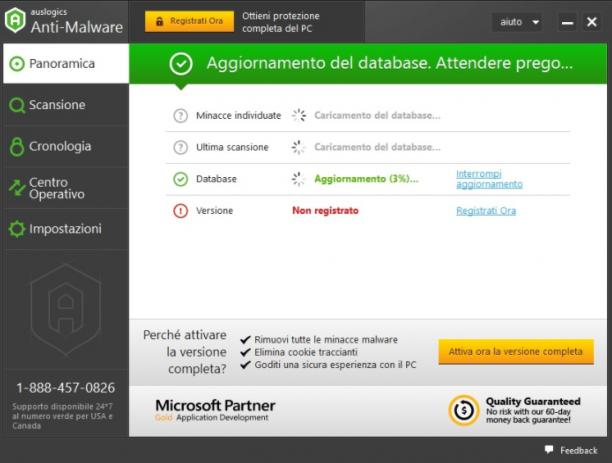 ,Auslogics Anti-Malware v1.10.0 - ITA