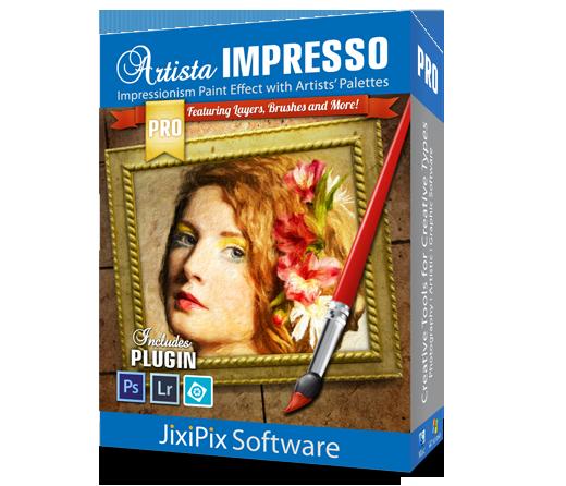 JixiPix Artista Impresso Pro 1.8.2 - ENG