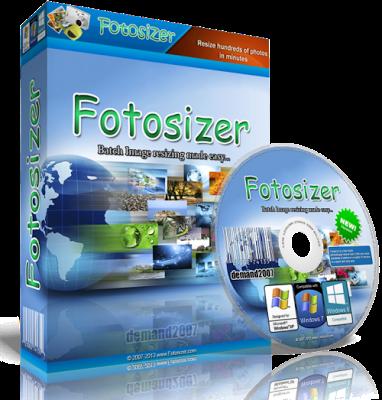 Fotosizer Professional Edition 3.05.0.558 - ITA