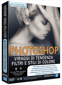 GDF Photoshop N.82 - VideoCorso Photoshop Viraggi di Tendenza... - ITA
