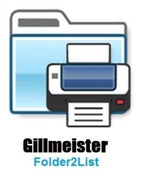 Gillmeister Folder2List 3.20 Preattivato - ENG