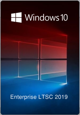 Microsoft Windows 10 Enterprise LTSC 2019 AIO 2 In 1 - Ottobre 2019 - Ita
