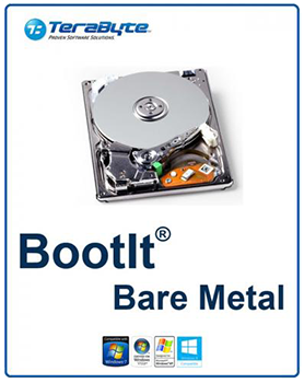 TeraByte Unlimited BootIt Bare Metal 1.60 - ENG