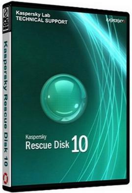 Kaspersky Rescue Disk 10.0.32.17 Update 02.01.2017 - ENG