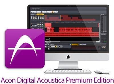 Acon Digital Acoustica Premium v7.2.1 - ENG