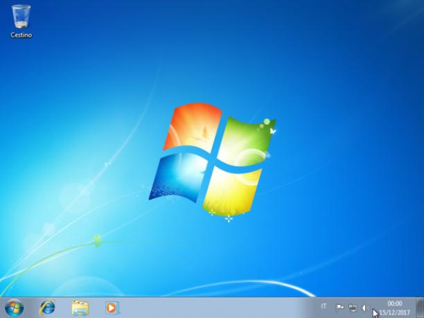 Microsoft Windows 7 Sp1 Thin PC - Giugno 2019 - ITA