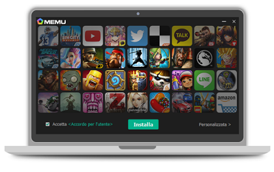 MEmu Android Emulator 3.6.8.1 - ITA