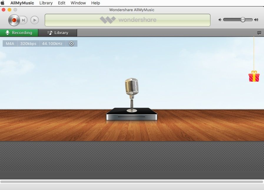 [MAC] Wondershare AllMyMusic for Mac 2.4.3 MacOSX - ITA