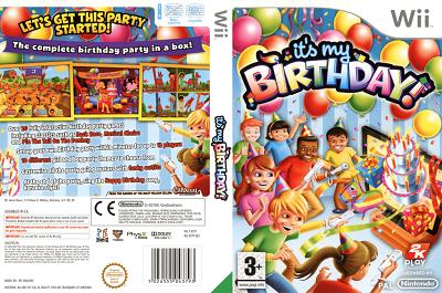 [WII] E' il mio Compleanno! (2009) - ITA
