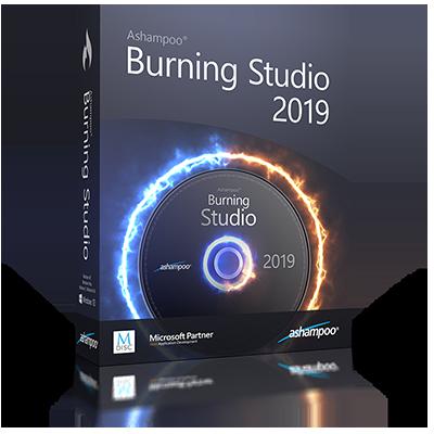 Ashampoo Burning Studio 2019 v1.20.0.7 - ITA