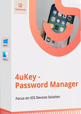 Tenorshare 4uKey Password Manager v1.3.2.4 - ENG