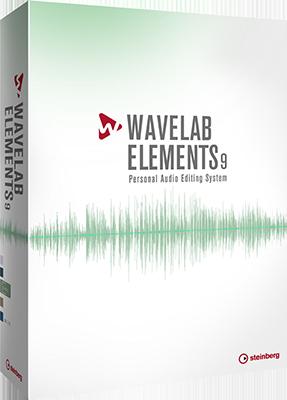 Steinberg WaveLab Elements v10.0.20 x64 - ITA