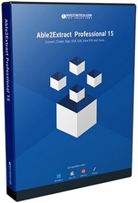 Able2Extract Professional v15.0.3.0 - ENG