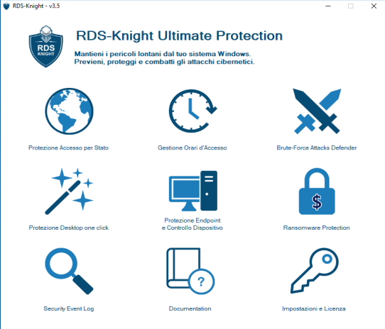 RDS-Knight 4.3.10.16 Ultimate Protection - ITA