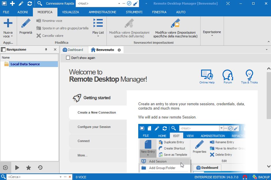 [PORTABLE] Devolutions Remote Desktop Manager Enterprise 2019.2.16.0 Portable - ITA