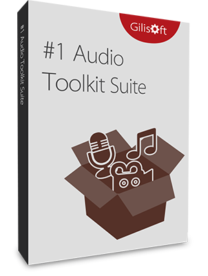 GiliSoft Audio Toolbox Suite 7.6.0  - ENG