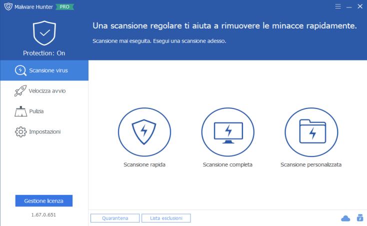 Glary Malware Hunter PRO 1.89.0.675 - ITA