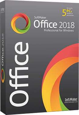 SoftMaker Office Professional 2018 Rev 923.0130 - ITA