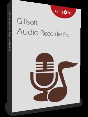 GiliSoft Audio Recorder Pro 8.5.0 - ENG