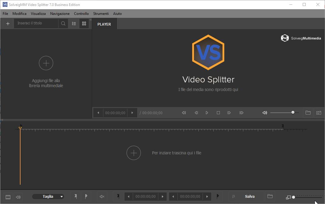 [PORTABLE] SolveigMM Video Splitter Business 7.3.2006.08 Portable - ITA