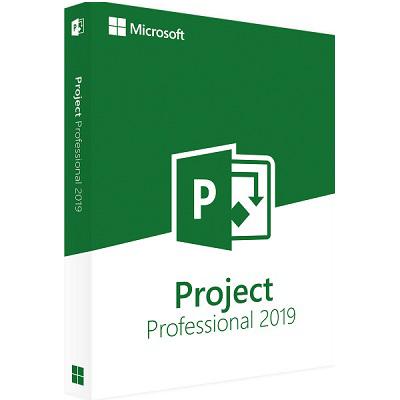 Microsoft Project Professional 2019 - 1908 (Build 16.0.11929.20300) - ITA