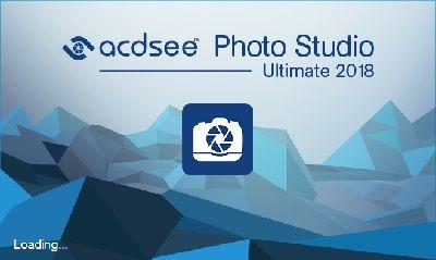 ACDSee Photo Studio Ultimate 2018 v11.1 Build 1272  64 Bit - ENG