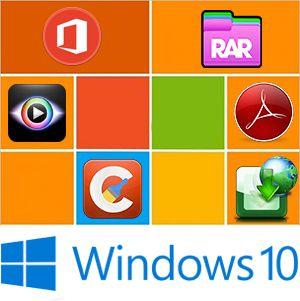 Microsoft Windows 10 Pro VL 1703   Office 2016 & More - Agosto 2017 - Ita