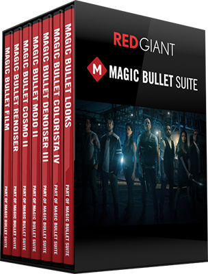 [MAC] Red Giant Magic Bullet Suite 13.0.13 MacOS - ENG